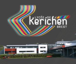 Logo Lycée Kérichen Brest