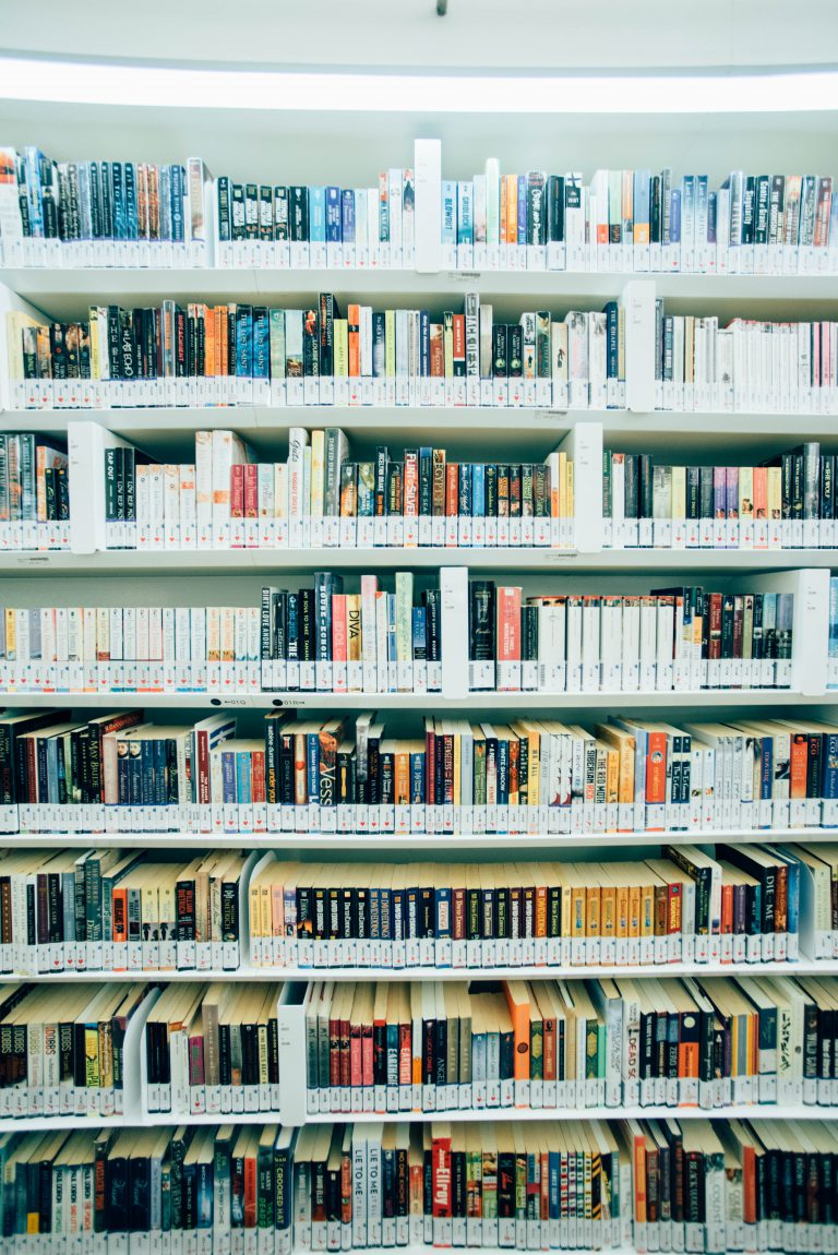 Bibliothèque de livres