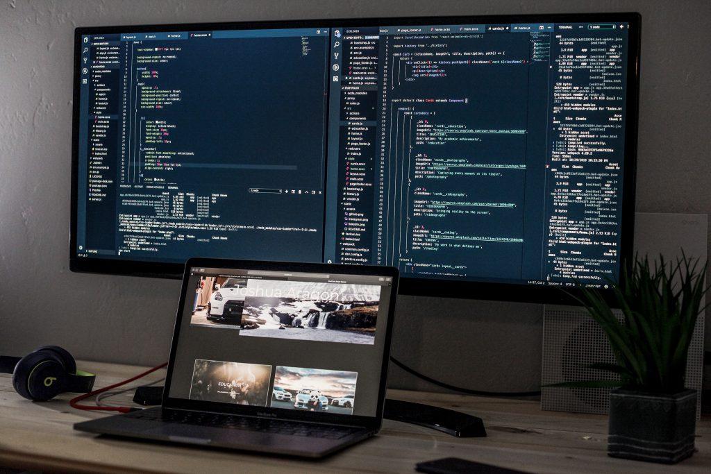 Ecrans d'ordinateurs