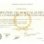 Baccalauréat Série C
