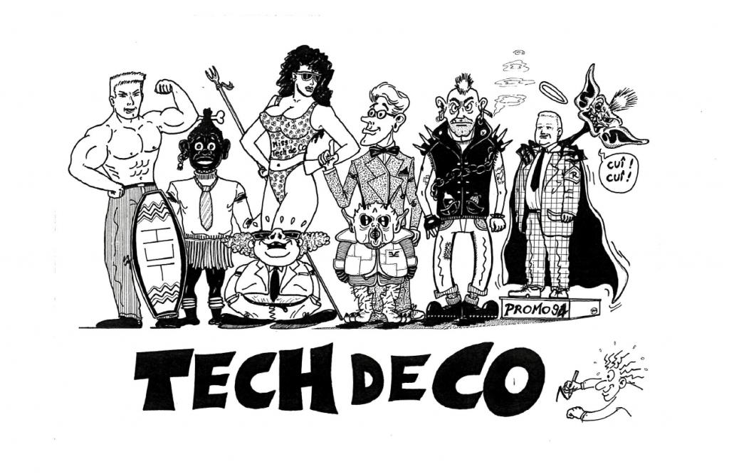 Dessin IUT Tech de Co Quimper