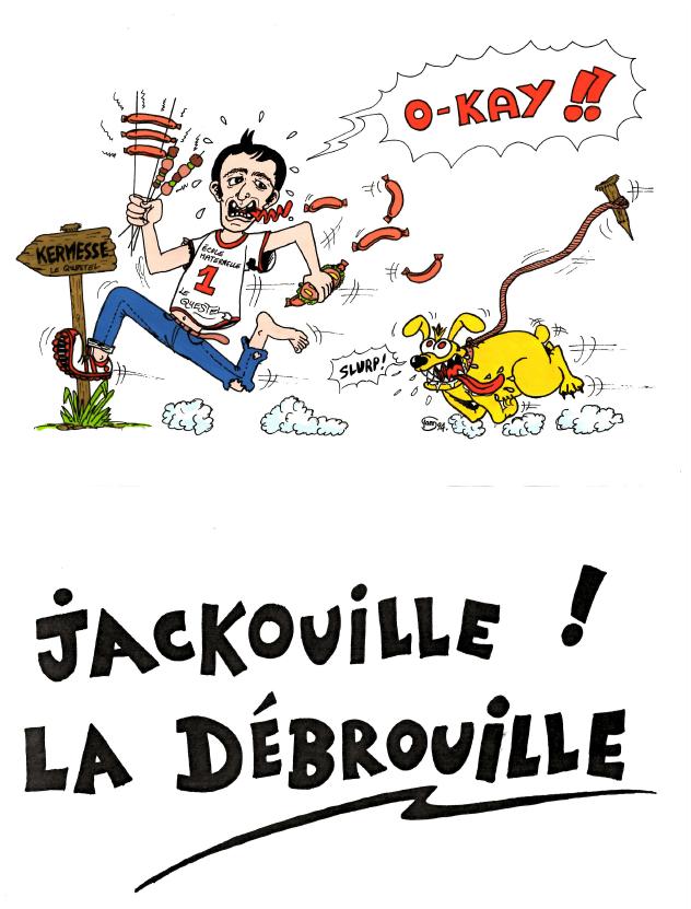 Jackouille La Débrouille