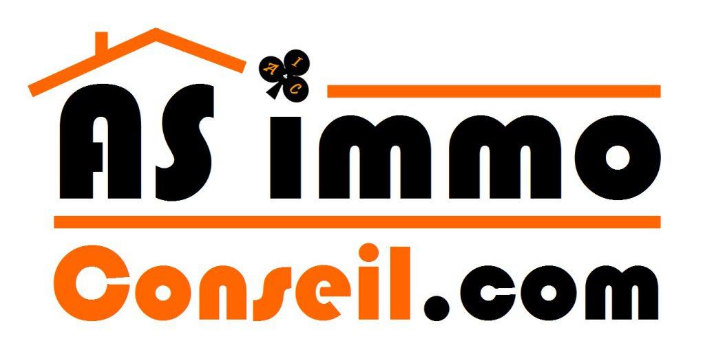 Logo AS IMMO CONSEIL 2016