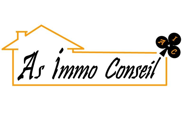 Logo AS IMMO CONSEIL 2006