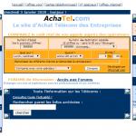 Site AchaTel.com
